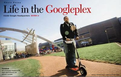 "Google美国总部员工""腐败""生活1"