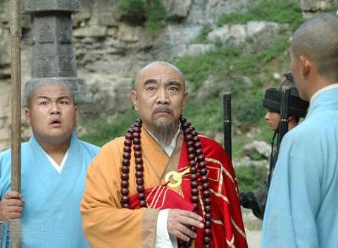 《少林寺传奇》成古装剧代表