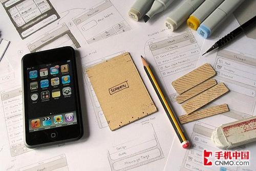 方案修改上万次 iPhone设计手稿曝光