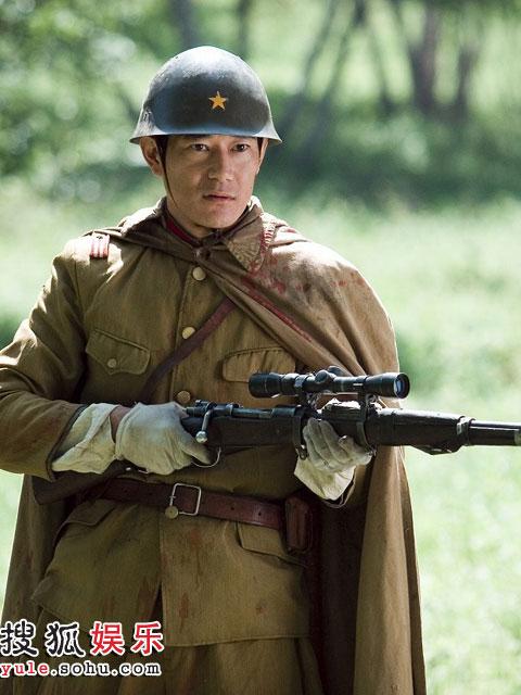 浩二狙击手造型