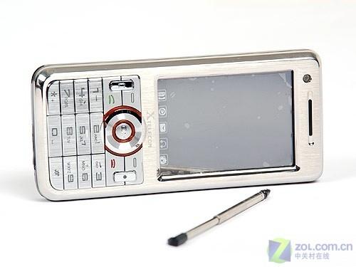 给专业特工的金属机 爱肯X007手机评测