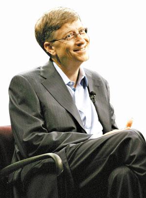 盖茨27日退休,成为全职慈善家。