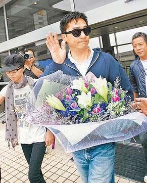 梁朝伟46岁生日获惊喜