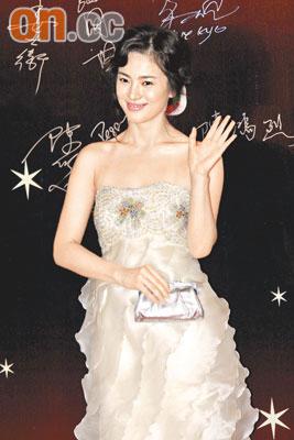 宋慧乔即将加盟星城娱乐,成为旗下一姐。资料图片