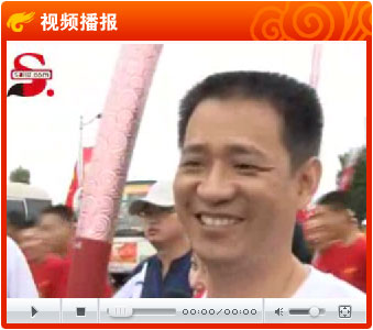 视频:聂海胜难掩激动心情 航天城传递倍感自豪
