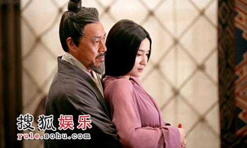 """小宋佳与张丰毅的""""激情戏"""""""