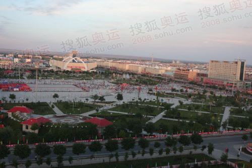明天传递的终点——盛元广场