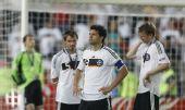 图文:[欧洲杯]西班牙1-0德国夺冠 巴拉克失落