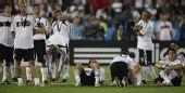 图文:[欧洲杯]西班牙1-0德国夺冠 战车神情沮丧