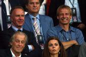 图文:[欧洲杯]西班牙1-0德国 鲁梅尼格和克林斯曼