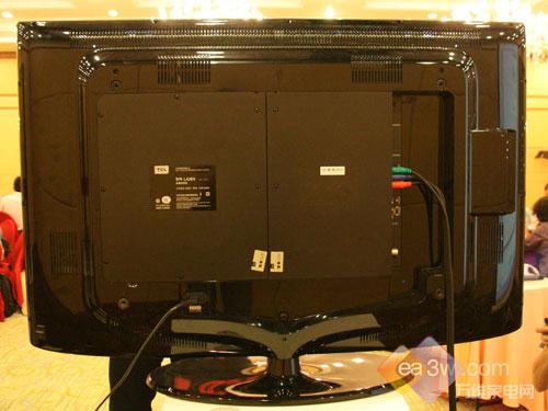 E9悦然系列采用双面高光注塑
