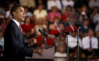 奥巴马的宗教信仰问题一直是对手攻击的重点