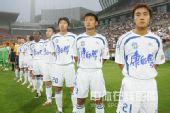 图文:[中超]天津VS北京 津门虎将