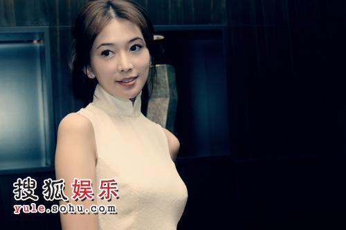 林志玲旗袍装美若仙