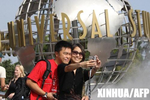 旅加中国媒体人:到美国旅游,应注意什么(图)