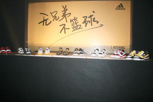 图文:零号特工访华 八大战靴