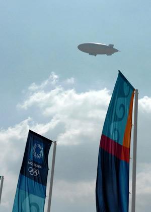 雅典奥运严密的海陆空立体防护网,值得北京借鉴。