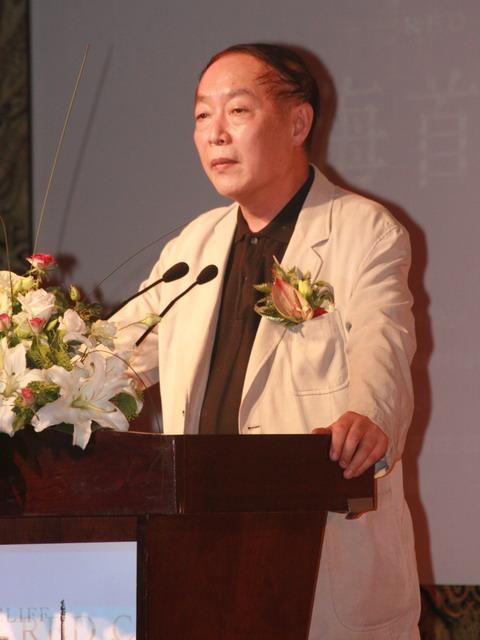 上影集团副总裁汪天云