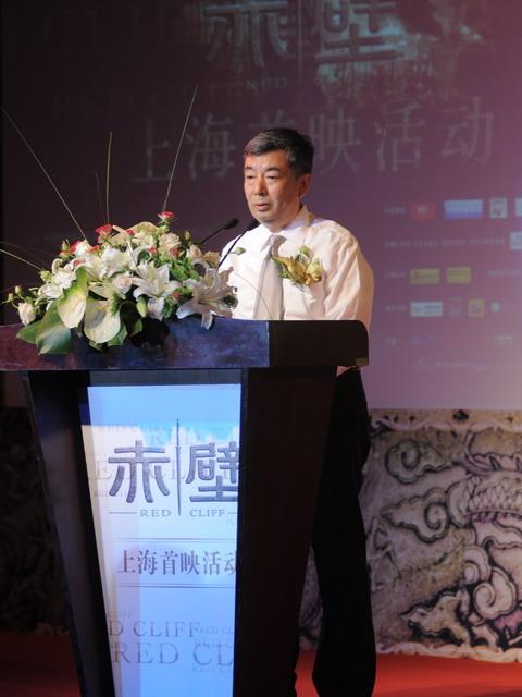 中影集团副总经理史东明