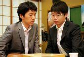 图文:富士通杯半决赛关键之战 刘星对阵李昌镐