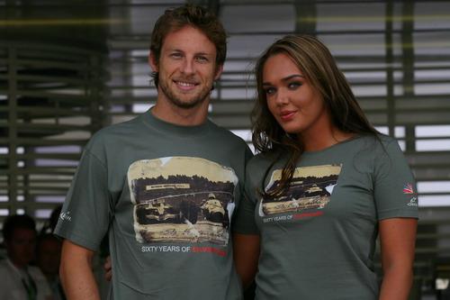 巴顿与F1老板女儿