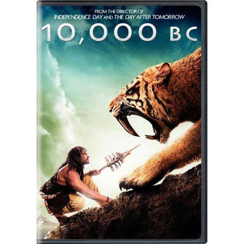史前一万年-美国一区版D10封面