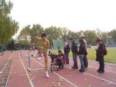 图文:《我们的奥林匹克》 110米跨栏