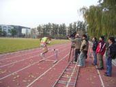 图文:《我们的奥林匹克》 拍摄跨栏