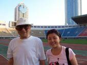 图文:《我们的奥林匹克》 西安采访郭洁