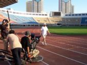 图文:《我们的奥林匹克》 采访郭洁
