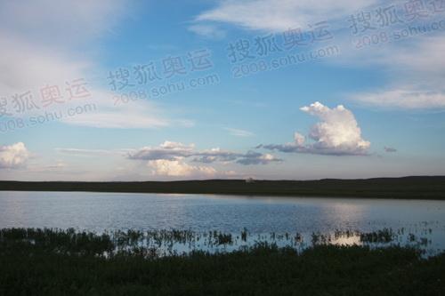美丽的内蒙古草原