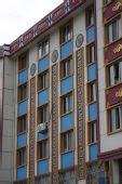 组图:呼和浩特蒙古族建筑文化景观街