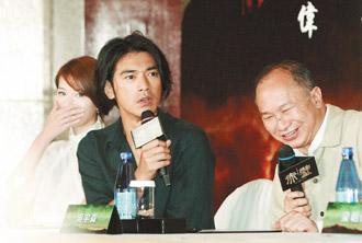 林志玲、金城武、吴宇森谈《赤壁》拍片过程