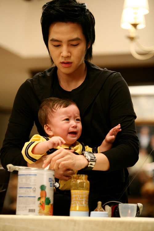 《婴儿和我》剧照1
