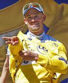 图文:环法第五赛段小将称王 舒马赫保住黄色衫