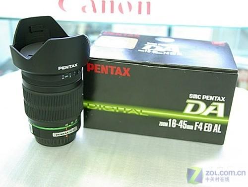 配16-45mm镜头 宾得防抖单反K20D套机促销
