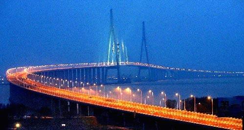 001中国苏通大桥