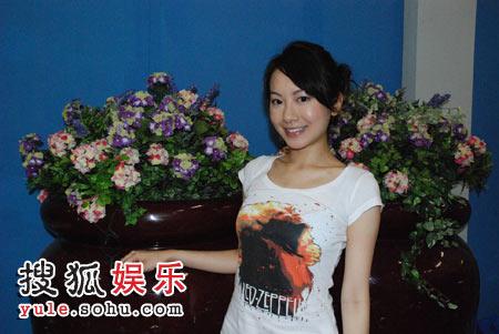 梁雅琳最喜欢中国女排队长冯坤