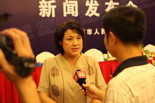 国航奥运工作委员会总经理张