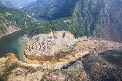 成功泄洪后,唐家山堰塞湖将成旅游景点