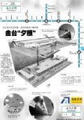 北京地铁10号线4个换乘站连通5条地铁(组图)