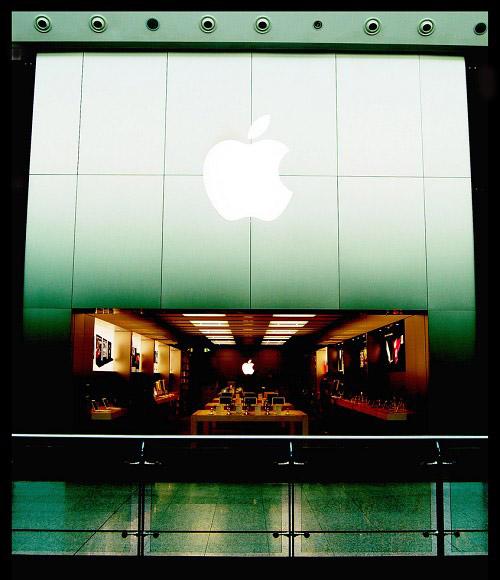 曼切斯特苹果店