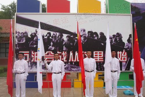 6--陈列馆原为大庆石油会战指挥部所在地