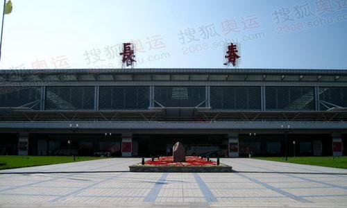 长春龙嘉国际机场全景