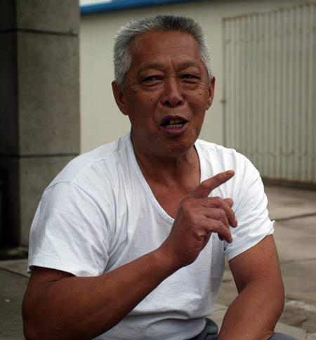 何训祥 北京卫戍区某警卫团原团长