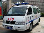 组图:火炬传递长春站 结束仪式必备急救设施