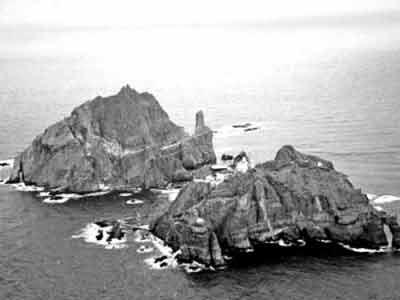 独岛(日本称竹岛)