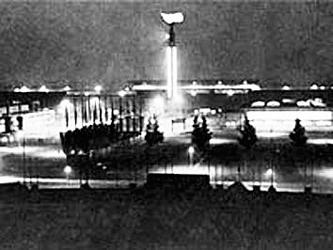 阿姆斯特丹奥运会夜景
