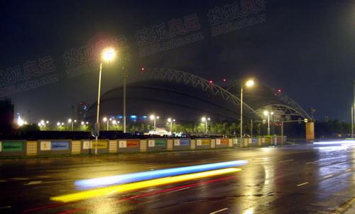 沈阳五里河体育场