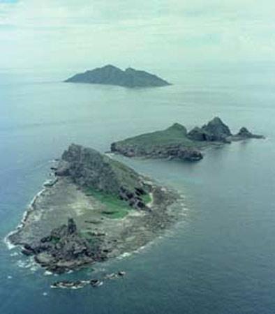 钓鱼岛主权属于中国不容置疑